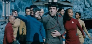 Star Trek Beyond The Crew Stands Together