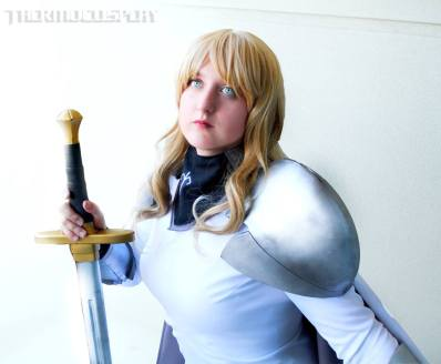 ThermoCosplay as CLaymore