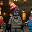 In LEGO® DC Comics Super Heroes – Justice League: Gotham City Breakout Birthday gathering