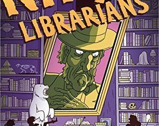 Ninja Librarians: Sword in the Stacks