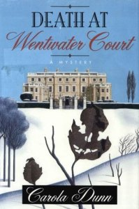 Death at Wentwater Court by Carola Dunn
