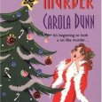 Mistletoe and Murder a Daisy Dalrymple book by Carola Dunn