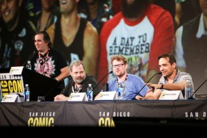 Rick & Morty panel, Adult Swim at Comic-Con International: San Diego 2016