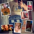 Fandom Fashion Collage