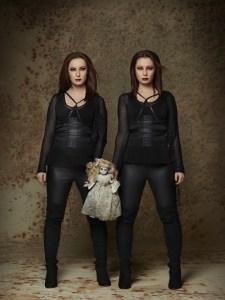 Hellevator The Horror Twins