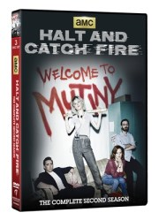 FangirlNation and Anchor Bay Holding a Giveaway for Halt and Catch Fire Season Two!
