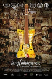 The Landfill Harmonic Poster