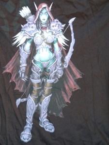 World of Warcraft T-shirt