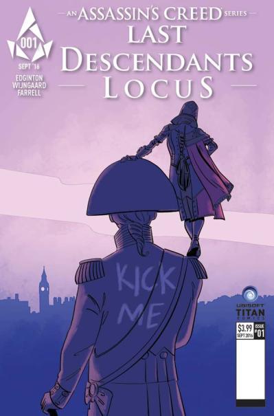 Locus #1 Cover C