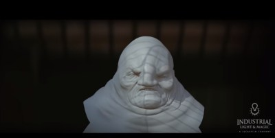 ILM creates Unkar Plutt with visual effects