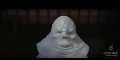 ILM creates Unkar Plutt with visual effects
