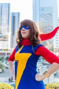 NyuNyu Cosplay - Miss Marvel