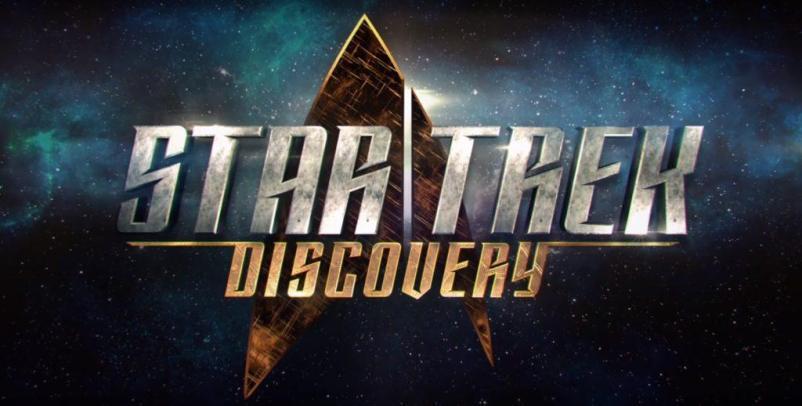 Star Trek Discovery Opening