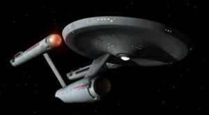 Star Trek the original series Enterprise