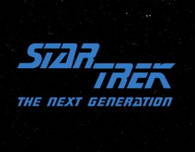 Star Trek the Next Generation Opening