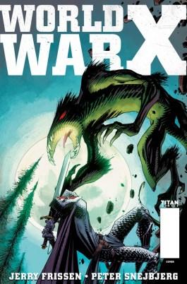 World War X #1 Cover B John McCrea