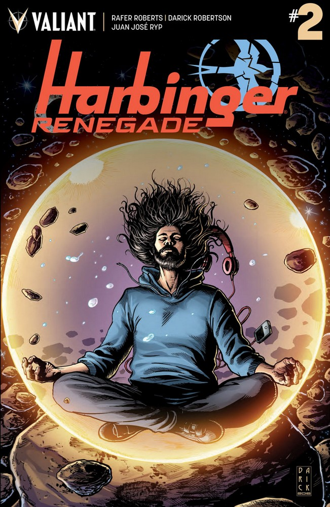 Harbinger: Renegades #2 Cover A by Robertson