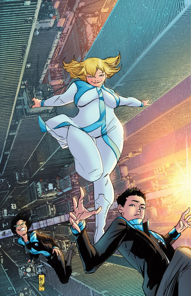Harbinger: Renegades #2 Cover B by Pollina
