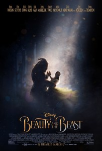 Live-Action Beauty and the Beast Poster