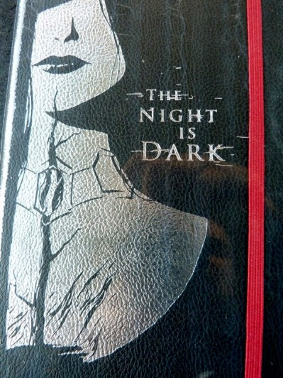 Game of Thrones Notebook Front