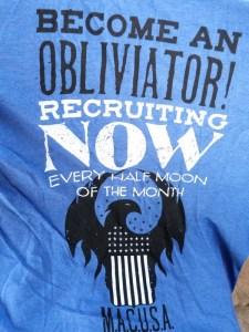 "Fantastic Beasts T-Shirt (Look! It's blue!"""