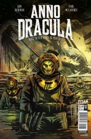 Ornate Preview Covers and Images for Kim Newman's Ano Dracula #1