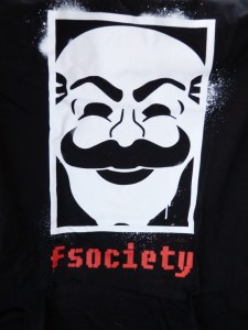 fsociety Mr. Robot Shirt