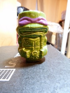 Teenage Mutant Ninja Turtles Muglet Totem Thing