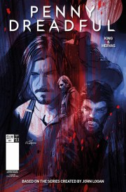 Preview Art from Penny Dreadful: The Awaking #1