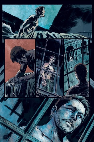 Penny Dreadful: The Awakening #1 Preview Page 1 (of 2)