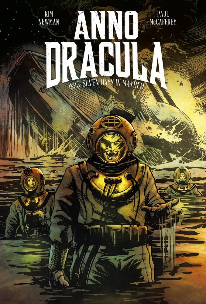 Ano Dracula #1 Cover E by Brian Williamson