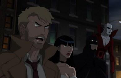 Justice League Dark: Constantine and Zatanna