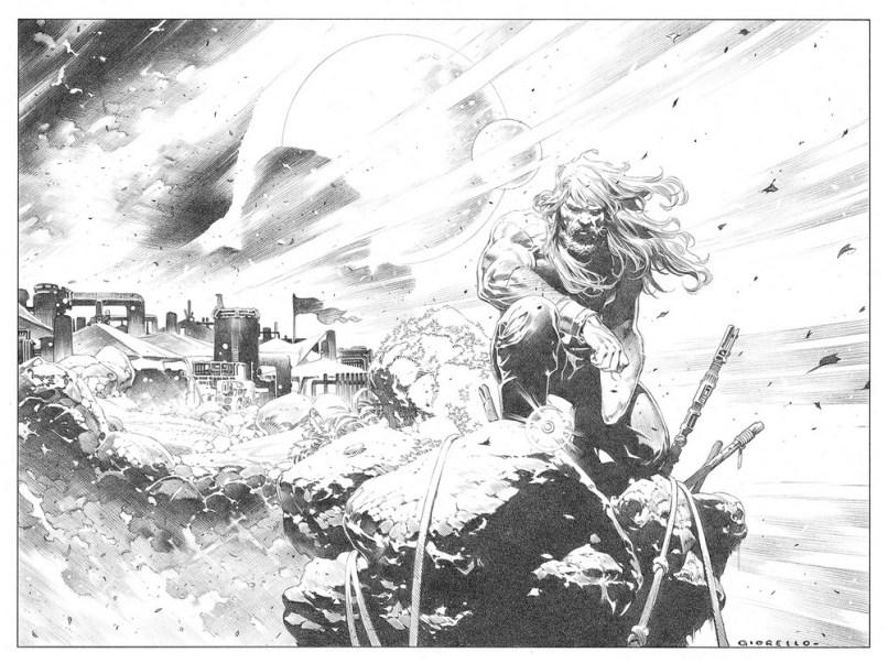X-O Manowar #2 Page 1