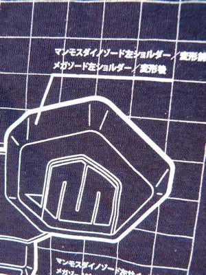 Megazoid Detail