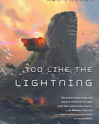 Too Like the Lightning cover