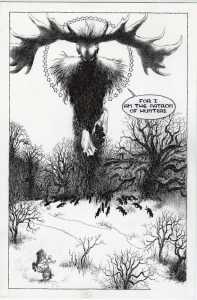 CHARLES VESS' THE BOOK OF BALLADS preview page 1 of 2