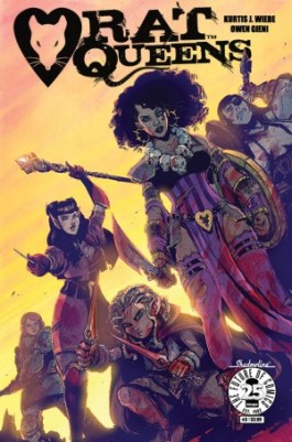 Rat Queens Reboot #3