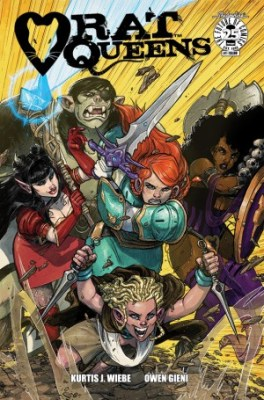 Rat Queens Reboot #1