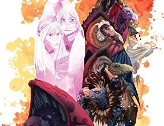 Power of the Dark Crystal #2 cover
