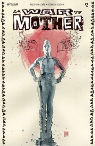 War Mother #2 Cover A