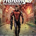 Harbinger Renegades #5 Cover A