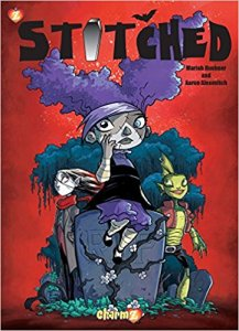 Stitched 1 Cover