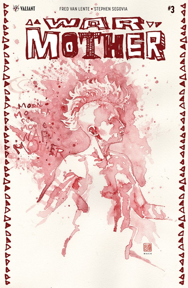 War Mother #3 Cover A