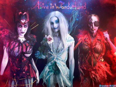 Alive in Wonderland by Brandon McGill