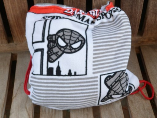 Alter-Ego the June 2017 Loot Wear Bagged Spider-Man Towel