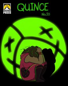 Quince #10 Cover