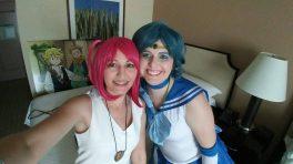 Morgiana & Sailor Mercury