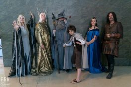 LOTR Cosplayers