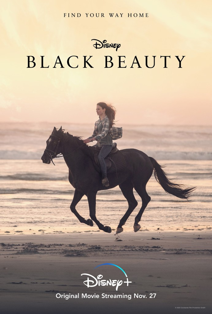 Black Beauty' Comes to Disney+ November 27 – FangirlNation Magazine