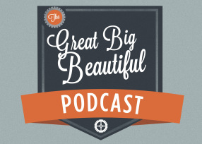 Tricia Barr Appears On The Great Big Beautiful Podcast to Talk Star Wars